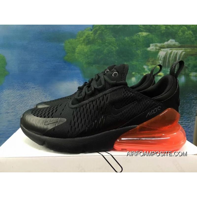 cheap for discount adcda c223f USD  87.50  236.26. 120-1801-9 AH8050-1801 Black Bright Red Men Women Shoes  Nike 270 ...