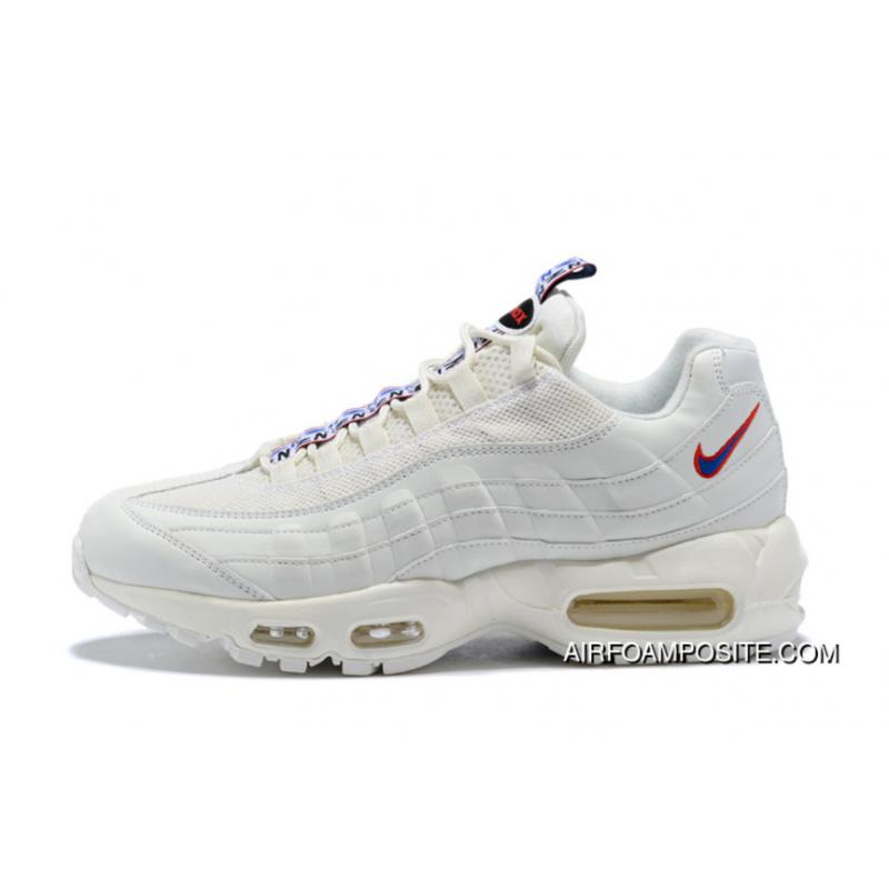 7cb97b887c 4 Colorways Nike Air Max 95 TT Japan Limited Blue And White Red ...