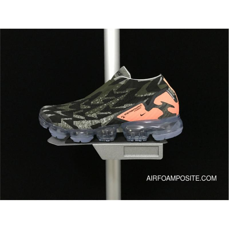0b3d1933430 USD  89.91  287.70. Acronym X Nike Air VaporMax Zoom Air Moc 2 Camo  Function Running Shoes ...