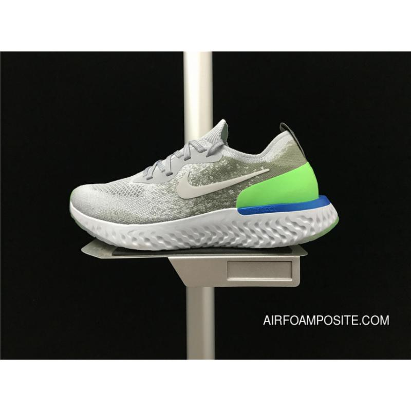 4841be97f4fc USD  92.59  231.48. Latest AQ0067-008 Nike Epic React Flyknit Foamposite  Woven Light Casual Running ...