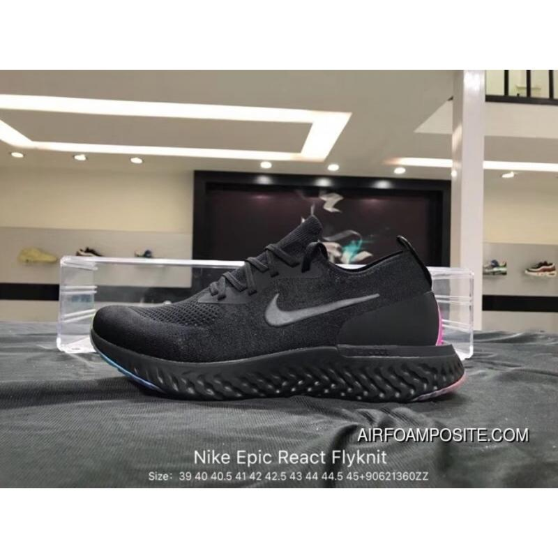 8d76a4124a00 Nike Epic React Flyknit React Foamposite Particles Super Light ...