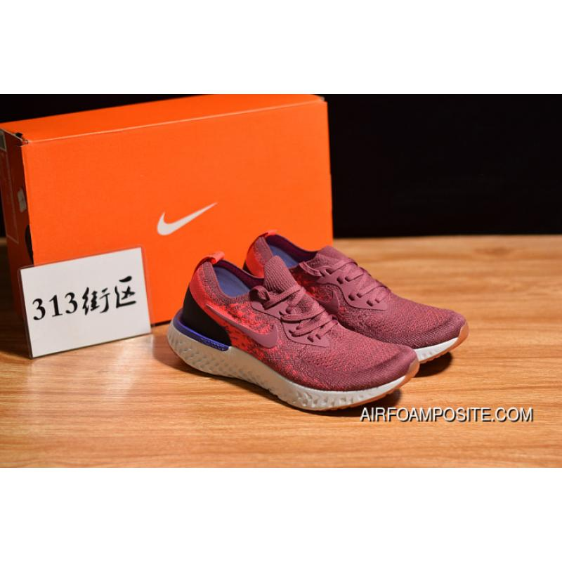 huge selection of cbc98 1dba8 USD  91.01  282.15. Nike Epic 313 Block React Flyknit ...