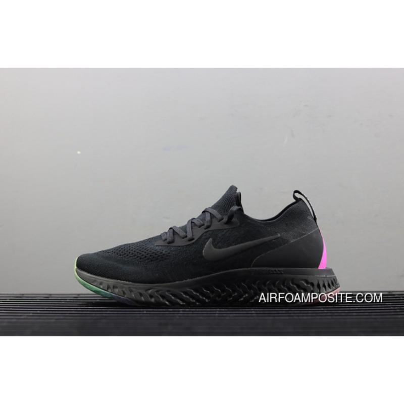 cade289d2c26 USD  87.72  263.17. Copuon Woven Of Pure Original Nike Epic React Flyknit  Foamposite Particles Running Shoes AR3772-001 ...