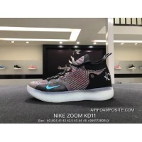sneakers for cheap 5ac6e 45d4c Nike ZOOM KD 11 AO2605-001 Kevin Durant 11 Free Shipping