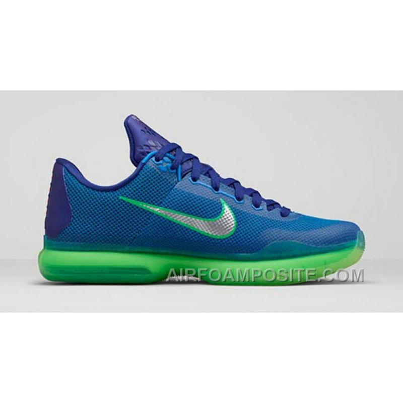 0445be90d11b ... Cheap Nike Kobe 10 Shoes Emerald City ...