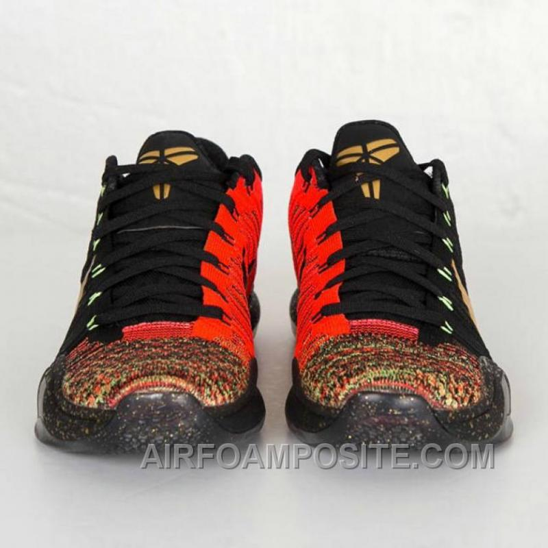 Discount Genuine Cheap Nike Kobe 10 Elite Low Christmas, Price ...