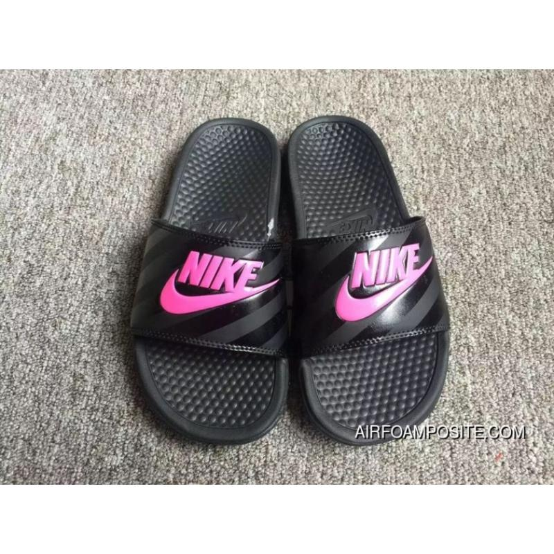 ... Right An Women God With Nike Benassi JDI Slides TAB Picking New Year  Deals ...