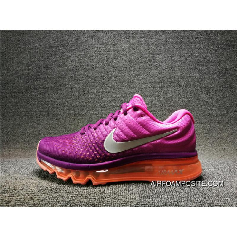 Copuon Step Nike2017 AIR MAX2017 849560 502 Mesh Breathable Foam Shoes  Women Shoes High Quality a526af280