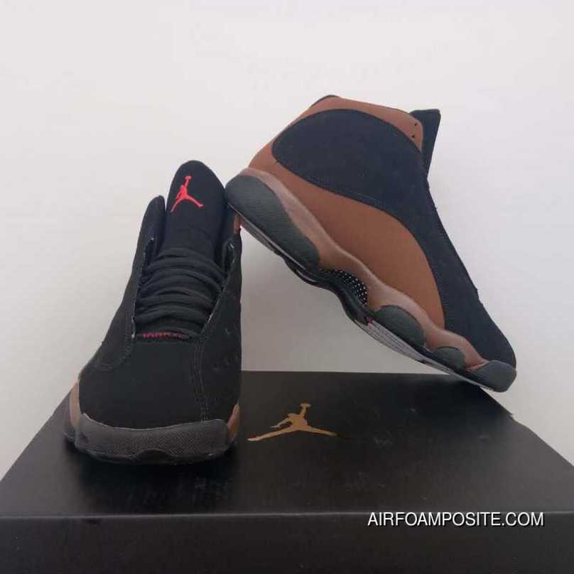 timeless design 48c20 62771 Jordan 13 Black Brown New Release