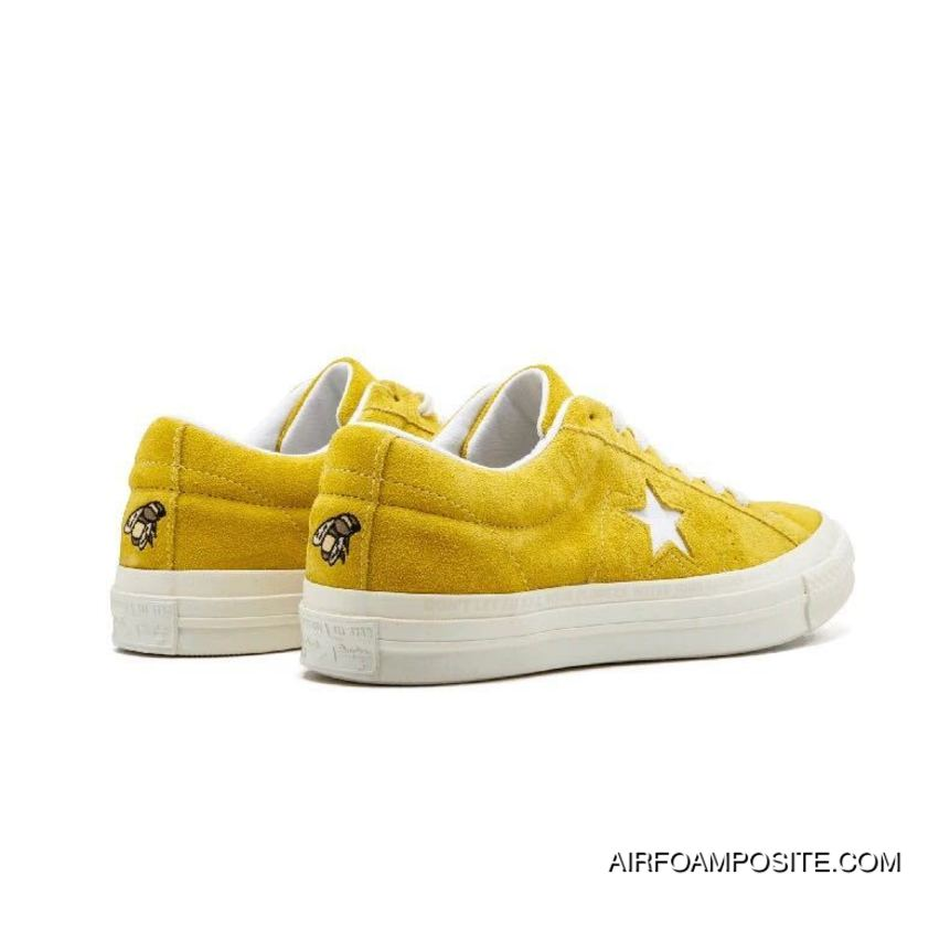 Converse One Star X Golf Le Fleur Be Limited Deerskin Bee Ttc To Be
