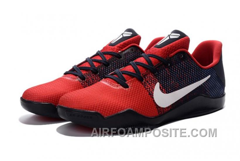 wholesale dealer a8ab3 d6664 ... where to buy nike kobe 11 xi low red black shoes nikekobe 0066 129  discount 7edba