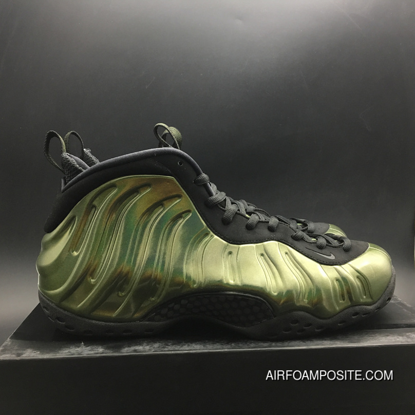 cc01a8a9611 Super Deals Nike Air Foamposite One Multi Color Foamposite Carbon SKU  314996-301 Size