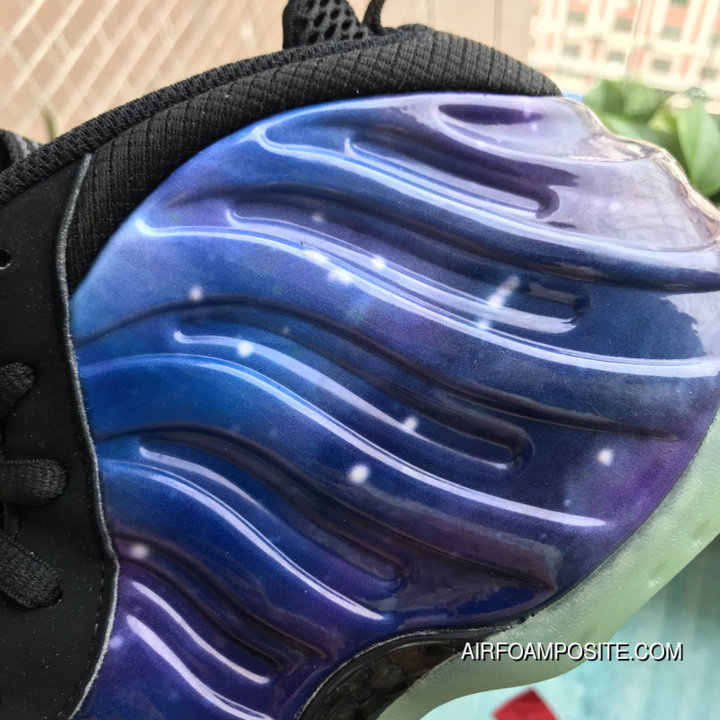 4d33fd0e5dc Galaxy Spray 1.0 Nike Air Foamposite One NRG 1.0 1 Galaxy Star Jet Spray  Size 521286