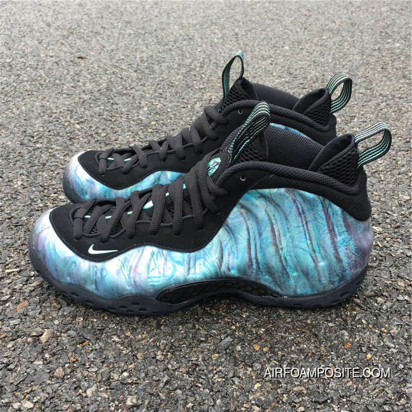 d06c5807e5e6a Nike Air Foamposite One Multi Color Spray Abalone 575420-009 New Style
