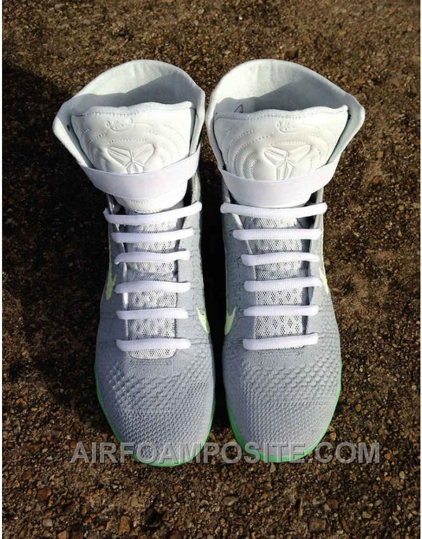 8a205b958370 ... clearance authentic kobe 9 elite shoes air mag custom for sale d3c8d  d0fea