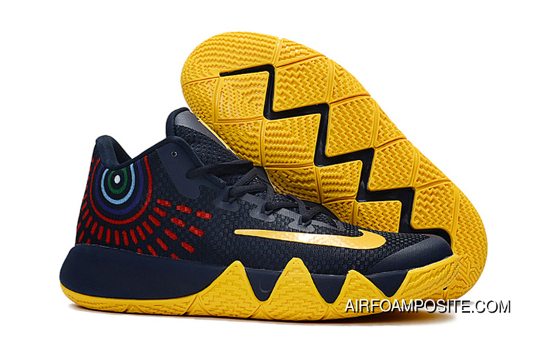 b4ca5ac6a3a Men Nike Kyrie 4 Basketball Shoes SKU 455138-309 Top Deals