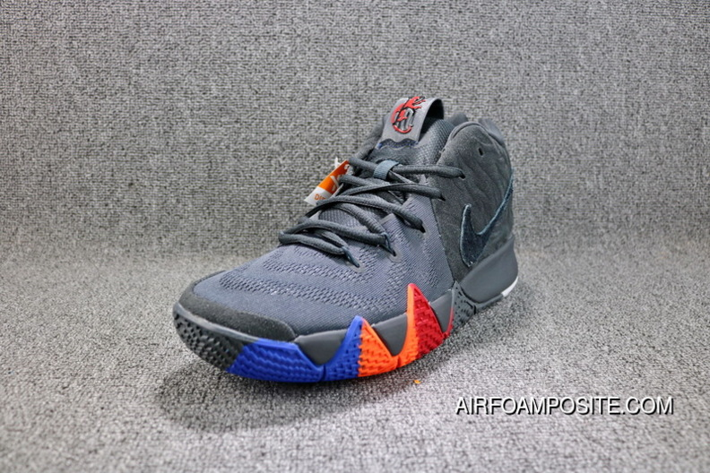 0b4cc4dff724 Nike Kyrie 4 Owen 4 Year Of The Monkey Birthday Special Limited Men Shoes  943807-