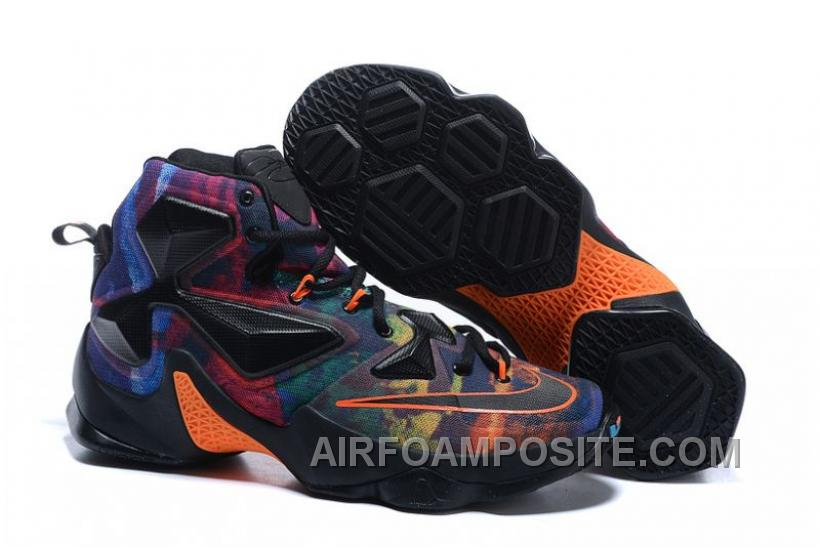 7fe607db642 ... Nike LeBron 13 Horror Flick Release 11 13 PCcTi ...