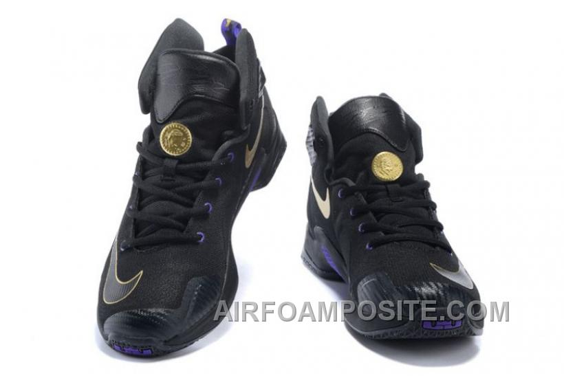 check out 4c084 738d2 A Glimpse Of The Nike LeBron 13 BHM 3BdNR